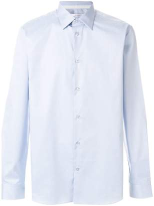 Givenchy long-sleeve fitted shirt