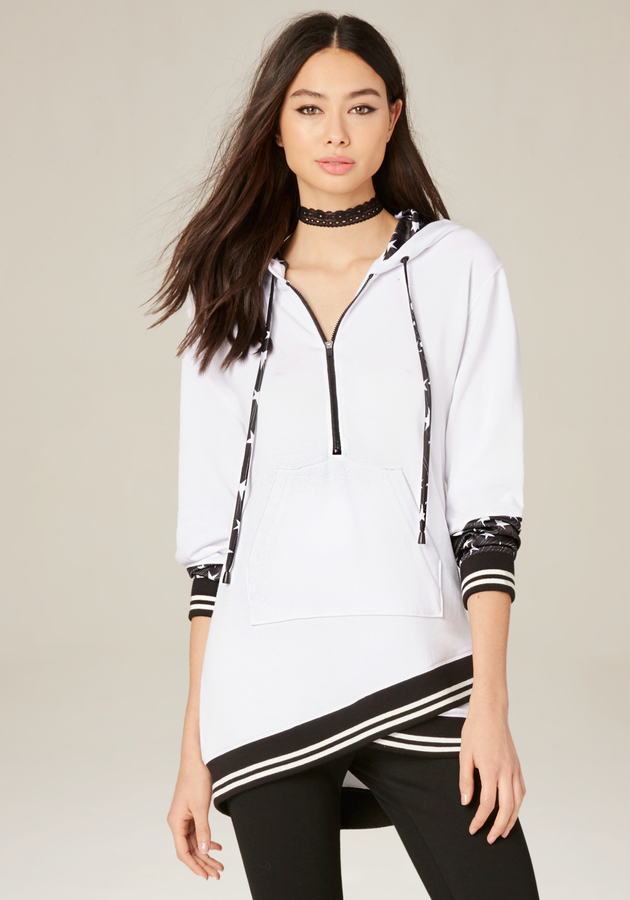 Pullover Hoodie Tunic