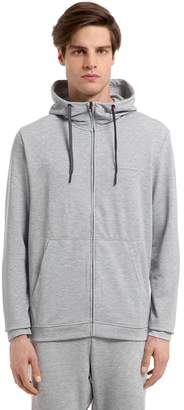 Peak Performance Structure Hooded Mid Layer Sweatshirt