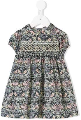 Bonpoint short-sleeve printed dress