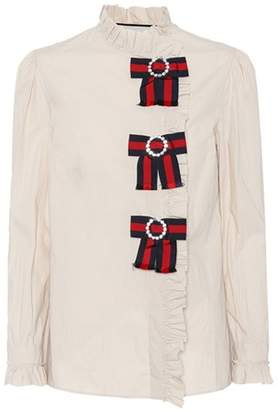 Gucci Cotton blouse
