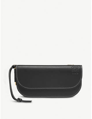 Loewe Gate continental leather wallet