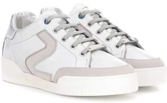 Stella McCartney Stella faux leather sneakers