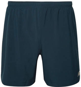 New Balance Impact Mesh-Panelled Dry Shorts