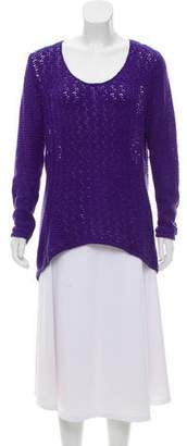 Helmut Lang High-Low Sweater