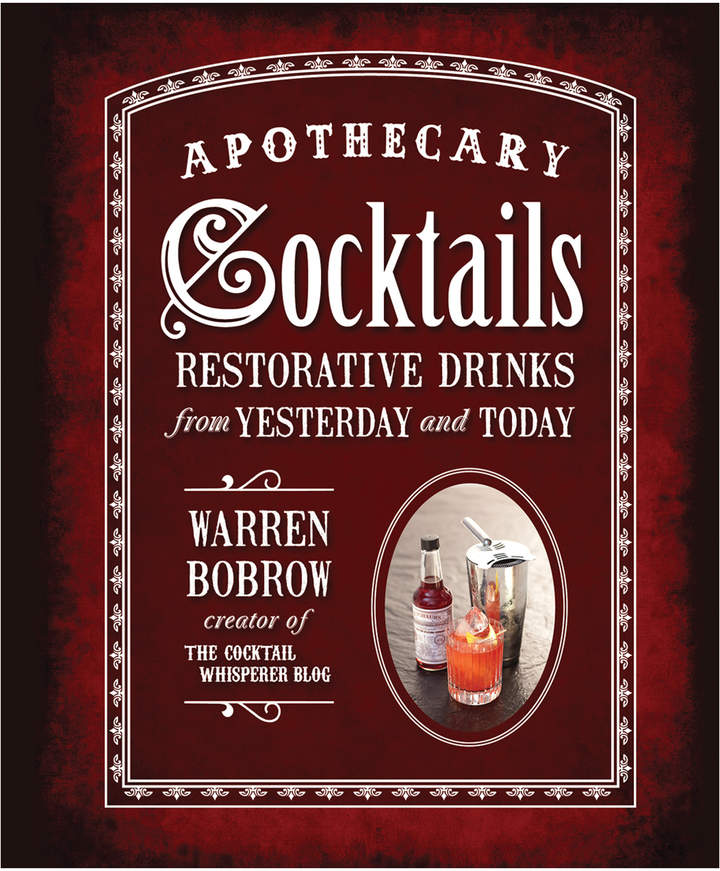 Quarto Publishing Apothecary Cocktails