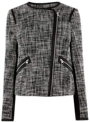 Karen Millen Italian Tweed Jacket