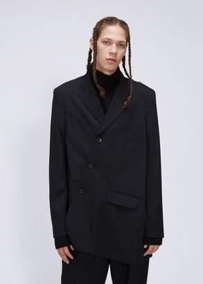Comme des Garcons Wool Gabardine Coat