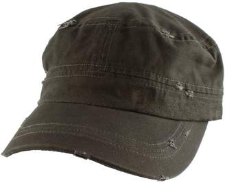 A. Kurtz Morehats Vintage Cotton Army Casual Baseball Cap Adjustable Hat
