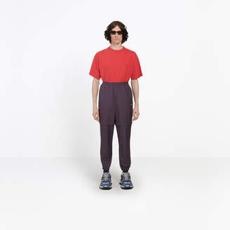 Balenciaga Checked 2 in 1 tracksuit pants