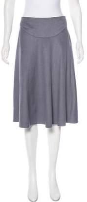 TSE Cashmere Knee-Length Skirt