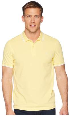 Fred Perry Twin Tipped Shirt Men's Short Sleeve Knit