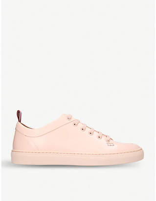 Bally Helliot low-top leather trainers