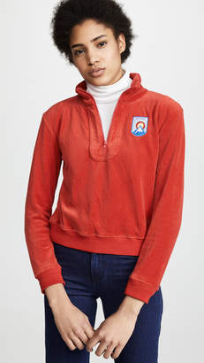 McGuire Denim Throwback Sweatshirt