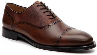Aston Grey Lajos Cap Toe Oxford - Men's