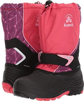Kamik Girls' Sleet2 Snow Boot