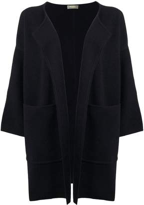 N.Peal Milano Open Front cardigan