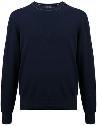 Alex Mill cashmere reverse sweater