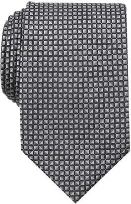 Perry Ellis Men's Navale Geometric Tie
