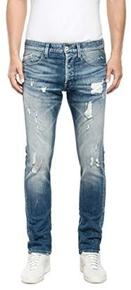 Replay Waitom Men's Jeans - Blue
