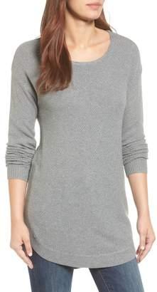 Caslon Texture Knit Tunic