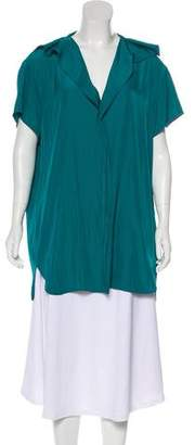Lanvin Short Sleeve Tunic