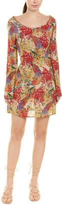 Raga Birds Of Paradise Tunic Dress