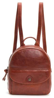 Frye Melissa Mini Leather Backpack