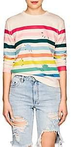 """Mira Mikati Women's """"Rainbow Tribe"""" Striped T-Shirt"""