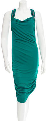 Alice by Temperley Sleeveless Embellished Dress $55 thestylecure.com