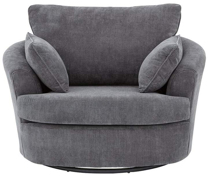 Turner Fabric Swivel Chair
