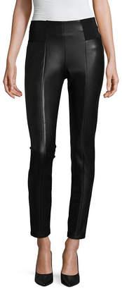WORTHINGTON Worthington Womens Mid Rise Skinny Pull-On Pants
