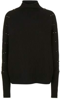 Elie Tahari Easton Turtleneck Sweater