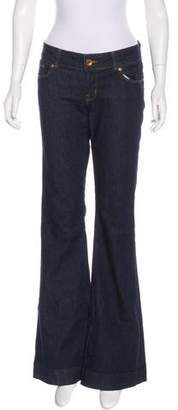 J Brand Love Story Mid-Rise Jeans