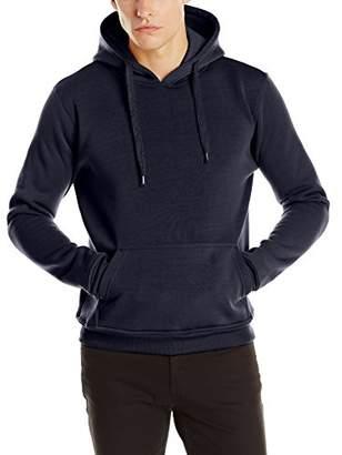 Southpole Men's Active Basic Crew Neck Fleece Pullover In Premium Fabric Sweatshirt