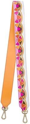 Emilio Pucci geometric print strap