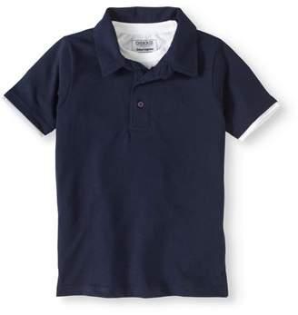 Cherokee Boys' School Uniform Fashion Short Sleeve 2-For Polo