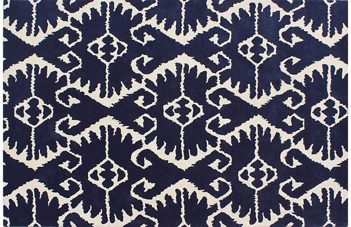 Orly Rug - Royal Blue/Ivory - 8'x10'