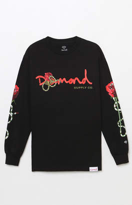 Diamond Supply Co. Snake OG Long Sleeve T-Shirt