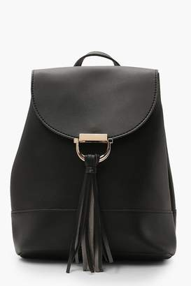 boohoo Black Women s Backpacks - ShopStyle 2343fc679c846