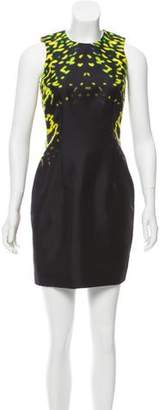 Josh Goot Sleeveless Printed Dress