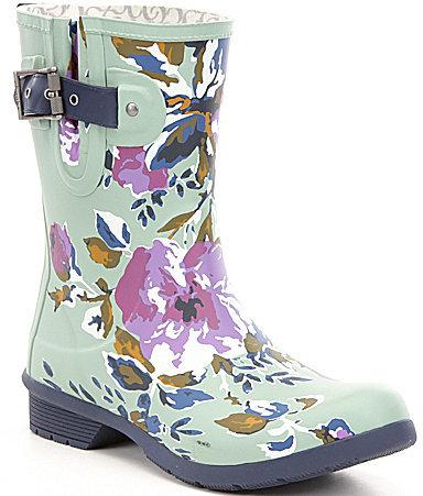 ChookaChooka Classic Mid Alice Rain Boots