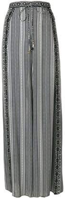 Camilla striped palazzo pants