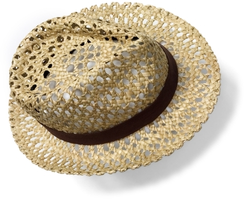 Cameron Straw Hat