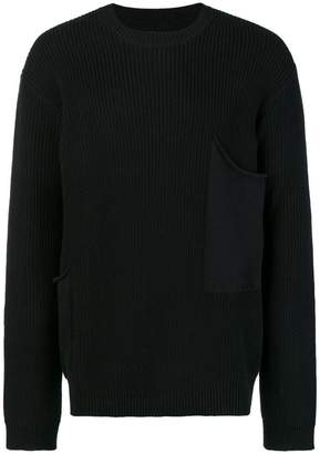 RtA front pockets sweater