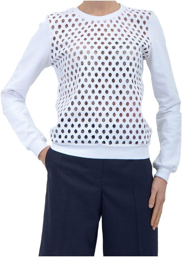 CarvenOpen Work Sweatshirt