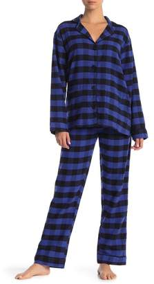 PJ Salvage Till Notch Collar PJ Set