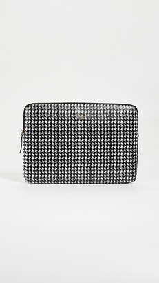 Kate Spade Houndstooth Universal Laptop Sleeve