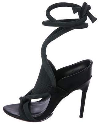 3.1 Phillip Lim Marquise Leather Sandals