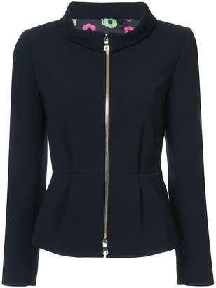 Moschino front zipped jacket